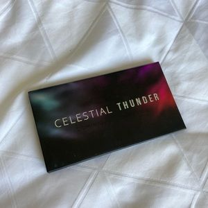 *new* Dominiquecosmetics celestial thunder palette